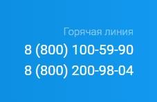Прием и обработка прямых, входящих звонков по «hot line»